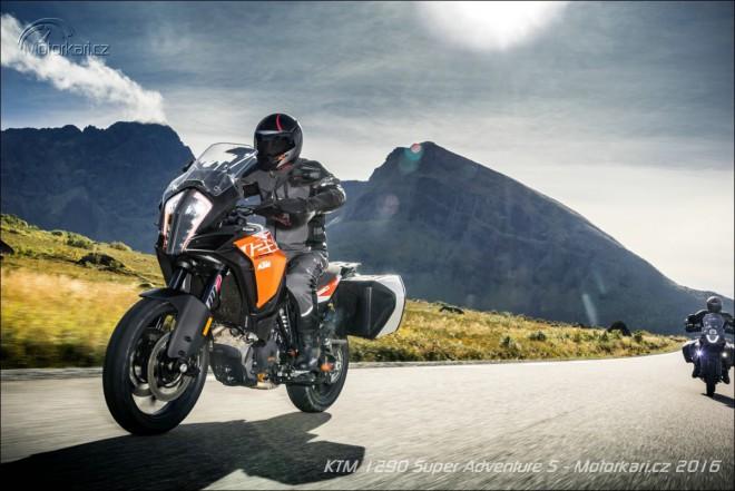 Testujeme KTM 1290 SuperAdventure S a 1090 Adventure