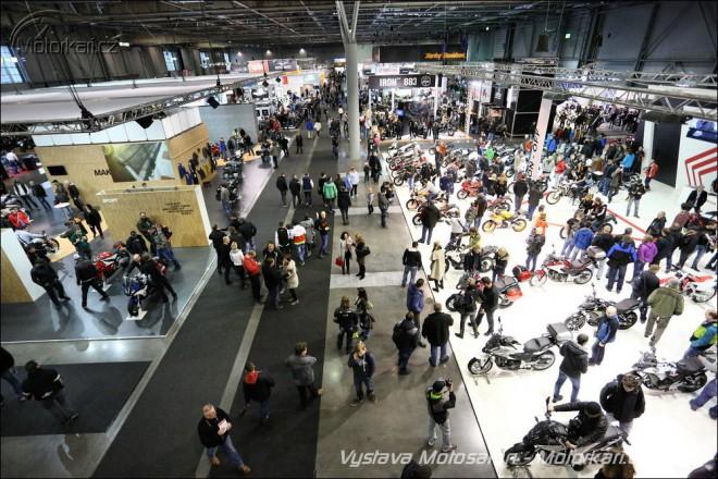 Výstava Motosalon: podrobné informace a soutìž o 3x2 vstupenky