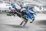 BMW Hover Ride: