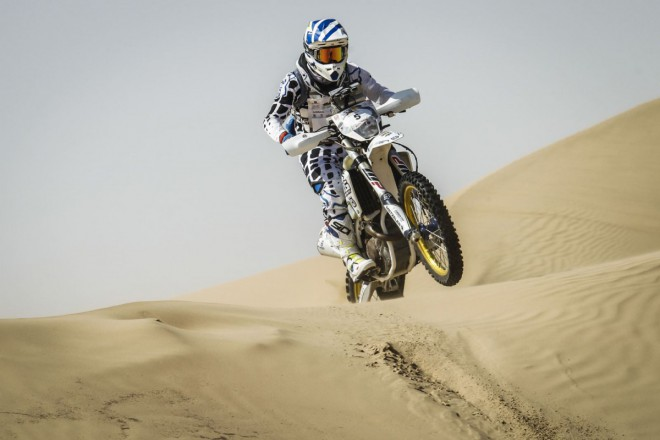 Na Dubai International Baja triumfoval Ackerman