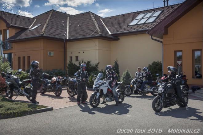 Pozvánka na Ducati Tour 2017
