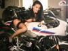 Lucía a BMW R N
