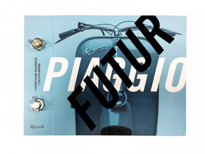 Piaggio slaví 130 let existence jednou zajímavou knihou