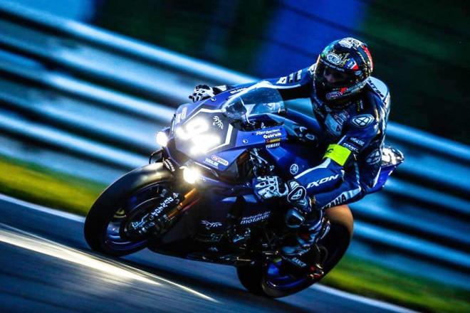 V Oscherslebenu odstartuje z pole position GMT94 Yamaha