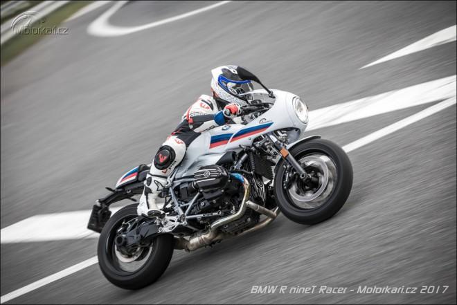 BMW R nineT Racer: Ocelové mìsto?