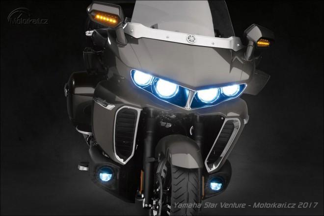 Nová Yamaha Star Venture