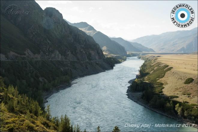 JedemKolem: Divoký Altaj