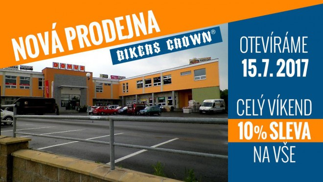 Bikers Crown novì i ve Zlínì