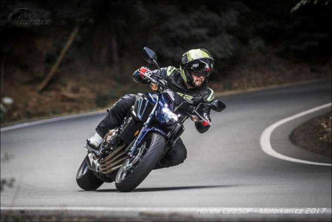 Honda CB650F: Motorka pro každého
