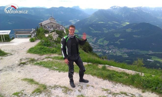 Výlet do Itálie - pøes Rakousko a na supersportu