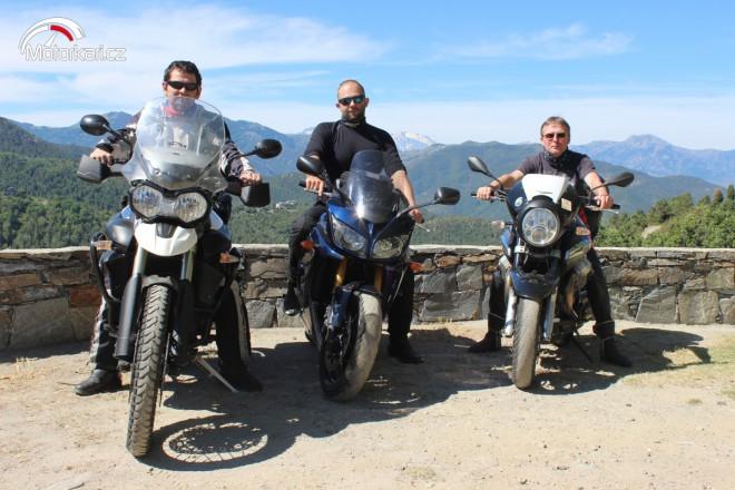Expedice Korsika 2017