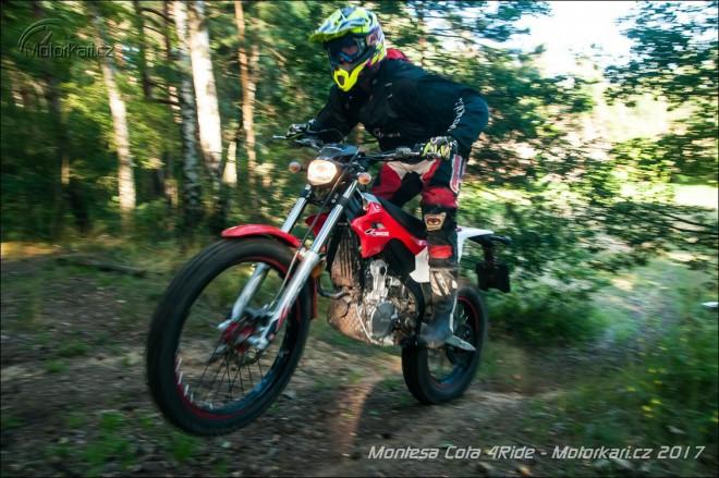 Montesa 4Ride – terénní koza ze Španìlska