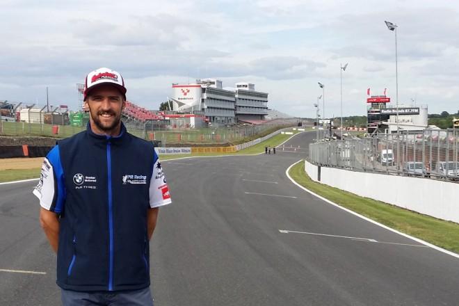 K víkendu v Brands Hatch odpovídal na otázky ètenáøù Jakub Smrž