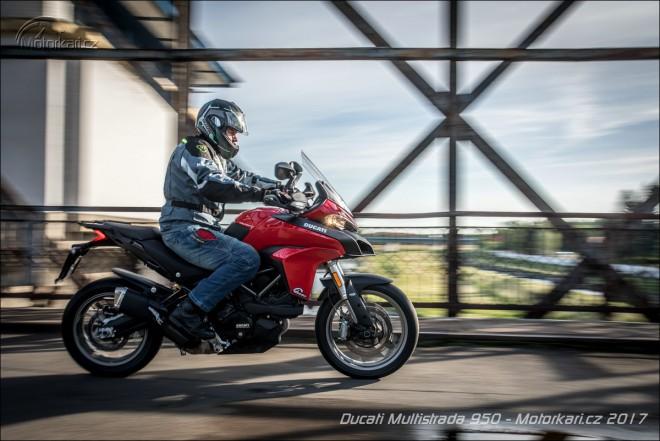 Ducati Multistrada 950: Rovnováha dovedností