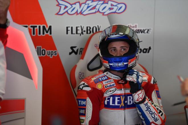 GP Èeské republiky – V pátek zajel nejrychleji Dovizioso