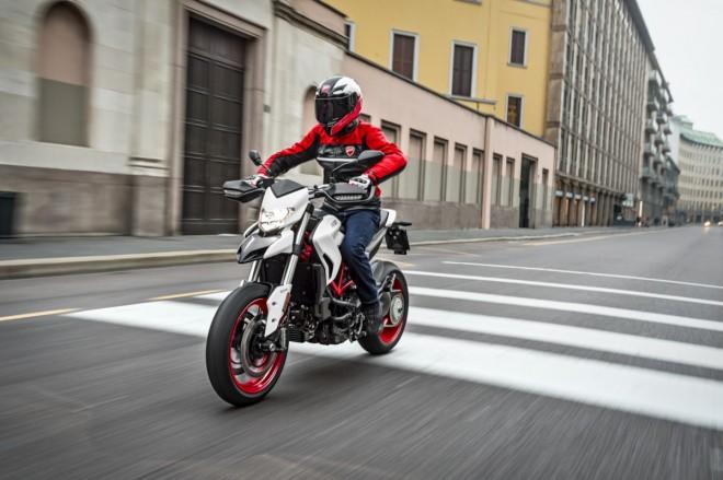 Ducati Hypermotard 939 dostal svìží vzhled