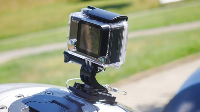 Akèní kamera NiceBoy Vega 5: Když nechcete pøíliš utrácet