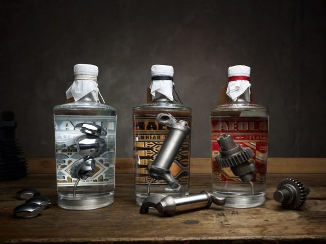 Gin se souèástkami z Harleye je buï šílenost, nebo dokonalý dárek