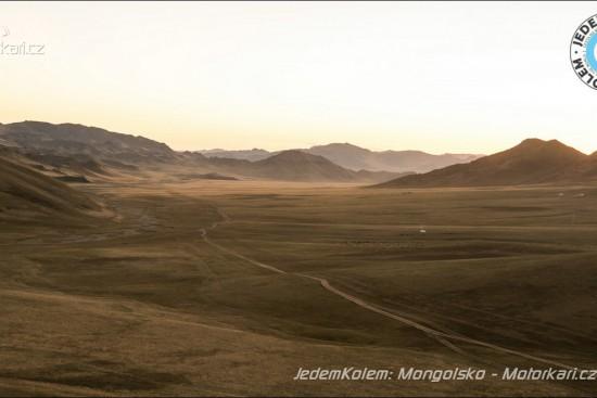 Mongolsko, hora