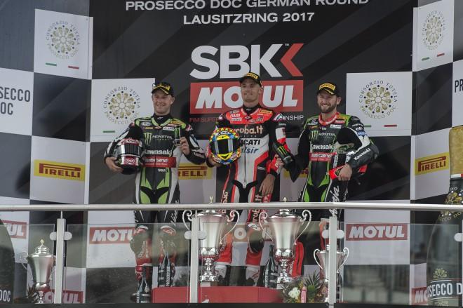 Ohlasy po prvním klání WorldSBK na Lausitzringu