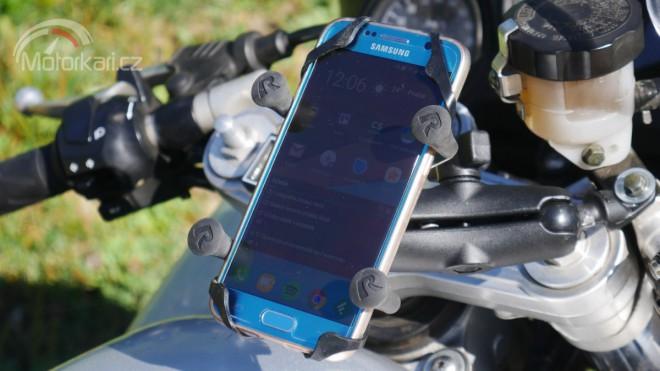 Recenze RAM Mounts: Držáky pro každou motorku