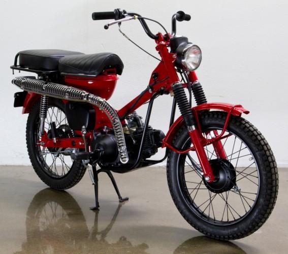 Honda Trail Cub – motorová tyè
