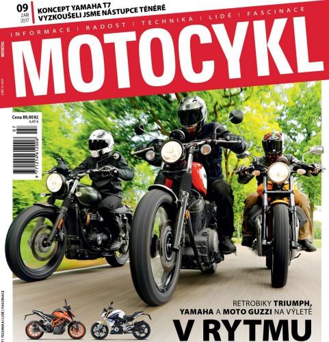 Motocykl 9/2017