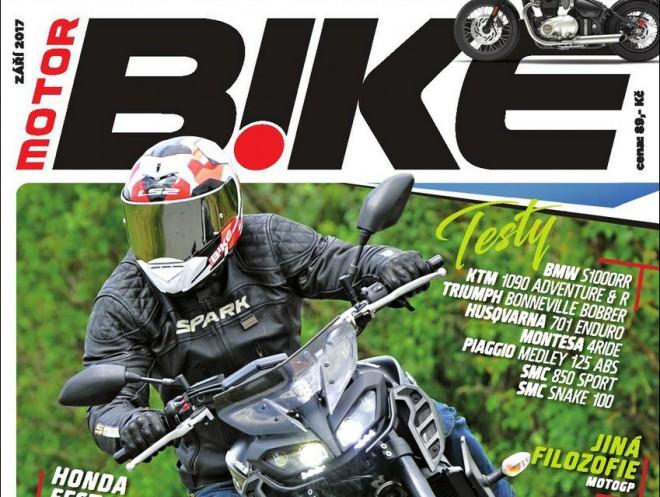 Motorbike 9/2017