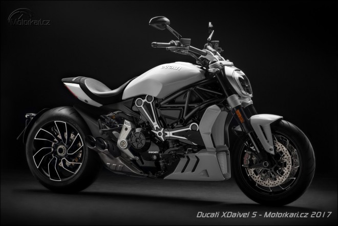 Ducati pøedstaví inovovaného XDiavela S