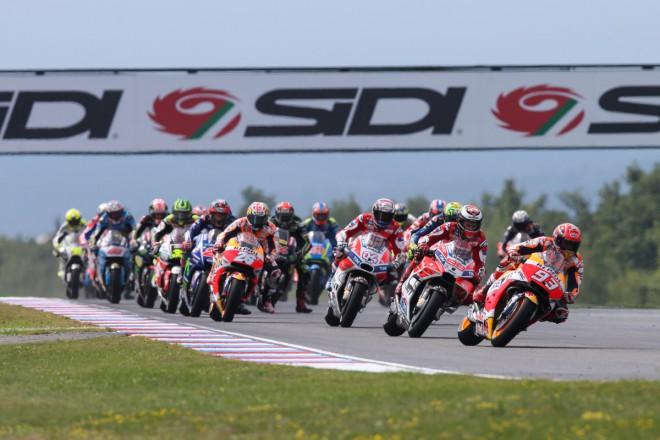 Pøedbìžný kalendáø MotoGP 2018