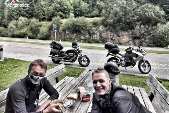 Moto trip 2017