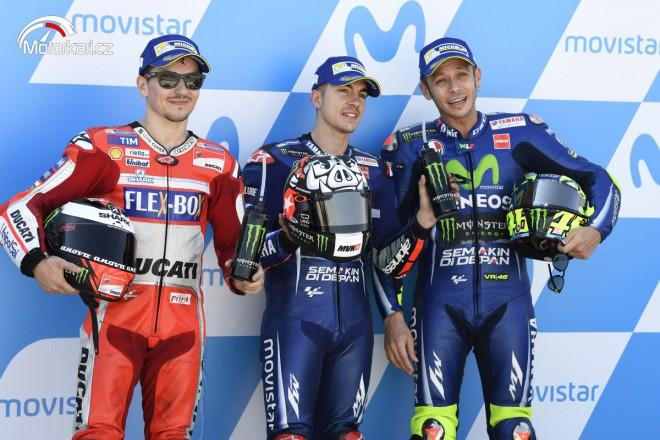Ohlasy po kvalifikaci královské MotoGP