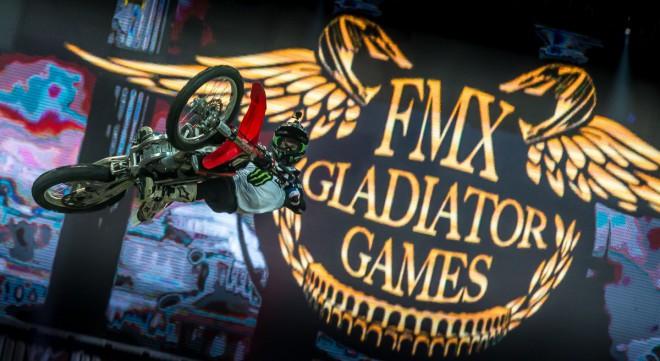 Pozvánka na FMX Gladiator Games