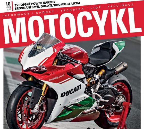 Motocykl 10/2017