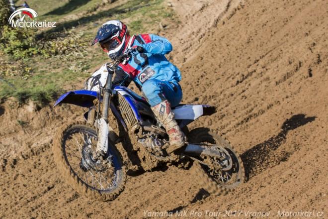 Yamaha MX Pro Tour – Žhavé osmnáctky pod rukou