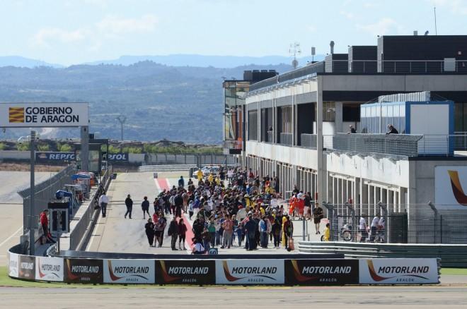 FIM CEV Repsol – Kvalifikaèní sobota na MotorLand Aragónu