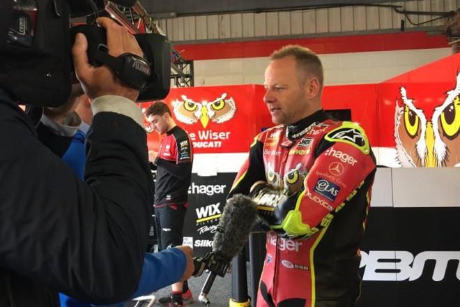 Sobotní trénink, kvalifikace a závod v Brands Hatch