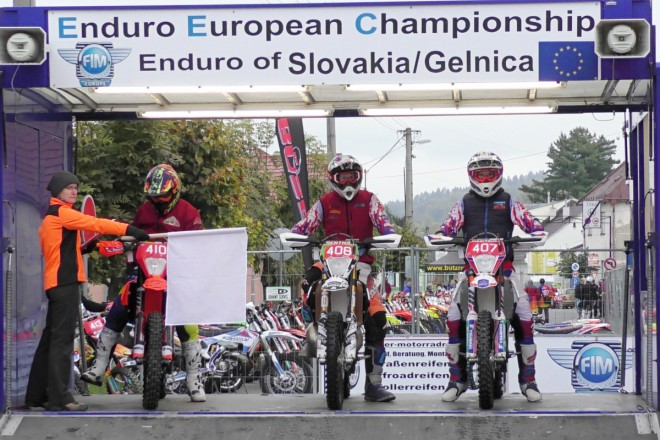 ME Enduro – Úspìšná mise pro jezdce v barvách Èeské republiky
