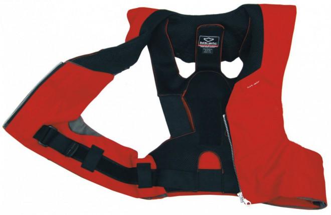 RaceVest: Airbag pro motorkáøe