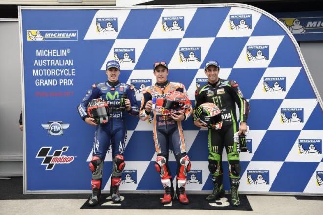 Ohlasy po kvalifikaci Moto GP v Austrálii
