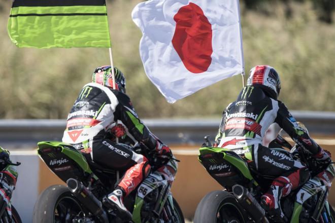 WSBK Jerez – Double má Rea, Ježek závod nedokonèil