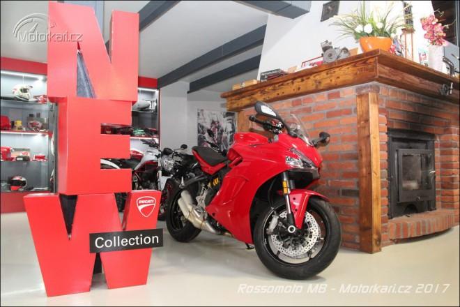 Pøijïte se podívat na italské motocykly do Rossomota