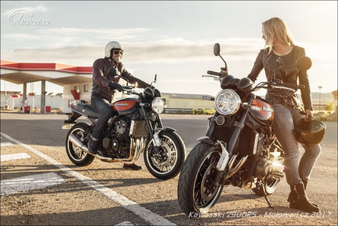 Kawasaki pøedstavila nového retro naháèe Z 900 RS