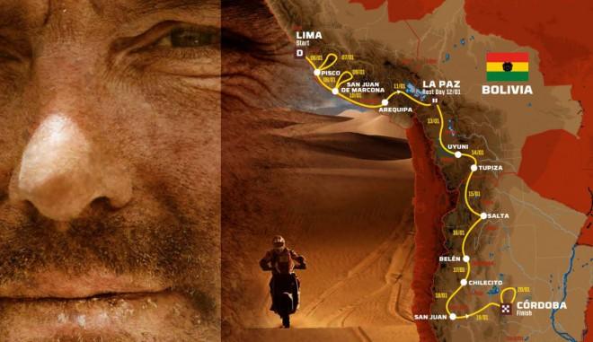 Cesta zaèíná pod Huascaránem