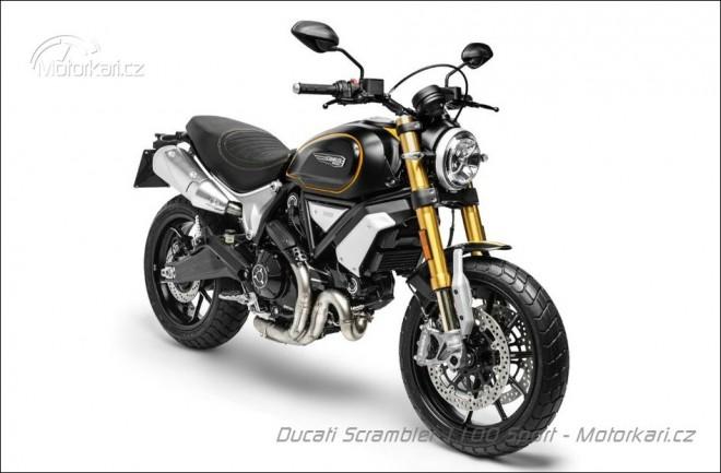 První fotky Ducati Scrambler 1100