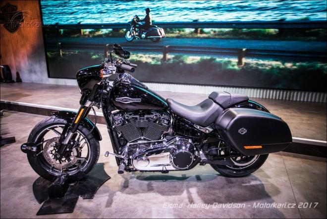 Harley-Davidson rozšiøuje øadu Softail o devátý model