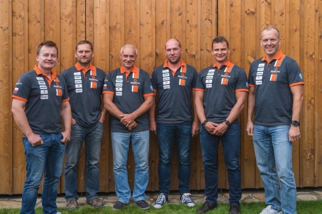 Už v sobotu je výroèní party BARTH Racing s pøedstavením týmu Rallye Dakar 2018!