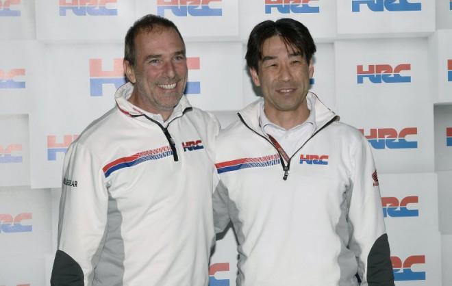 Po sezonì 2017 odchází od HRC Livio Suppo