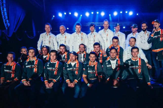 BARTH Racing pøedstavil sestavu pro Rally Dakar 2018