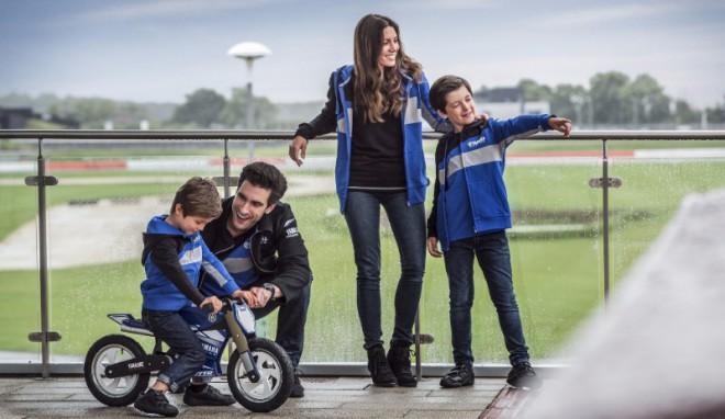 Nová kolekce obleèení Yamaha - Paddock blue